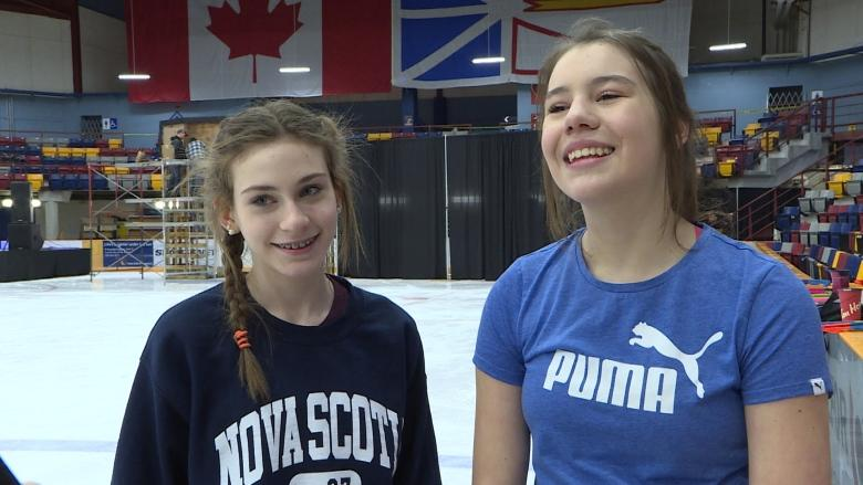 Sold-out show on Newfoundland's west coast as fans can't get enough of Kaetlyn Osmond