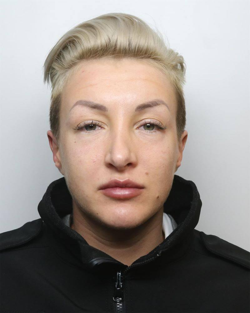 Hannah Gaves (Wiltshire Police)