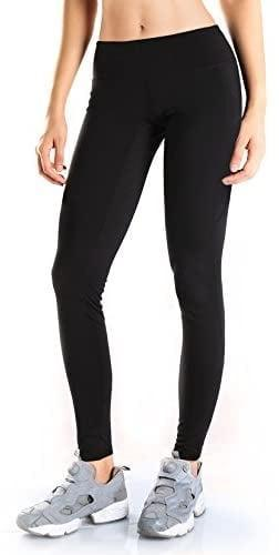 <p>These <span>Yogipace Fleece-Lined Thermal Tights</span> ($37) are water-resistant and come in petite, regular, or tall inseams for sizes ranging from XS to 2X.</p>