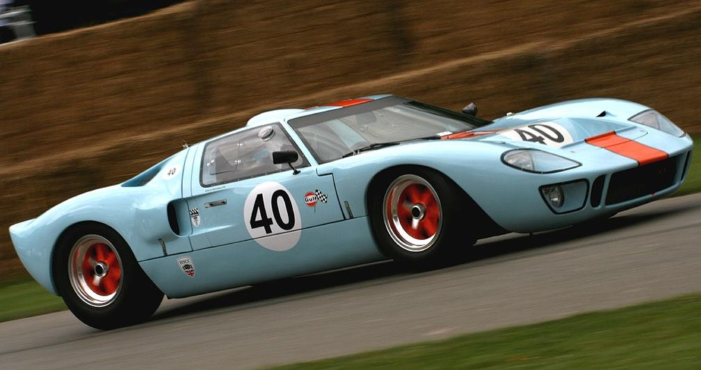 <p>The 1968 GT40 went for £8,471,019 in August 2012, then a record for the US car. The name GT40 was Ford's name for the project to develop a car capable of winning the Le Mans 24-hour race. (Picture: Flickr/PS Parrot) </p>