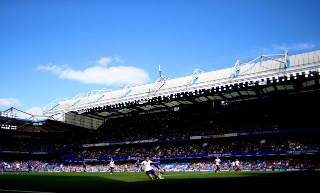 Chelsea take on Tottenham at Stamford Bridge in the Barclays WSL