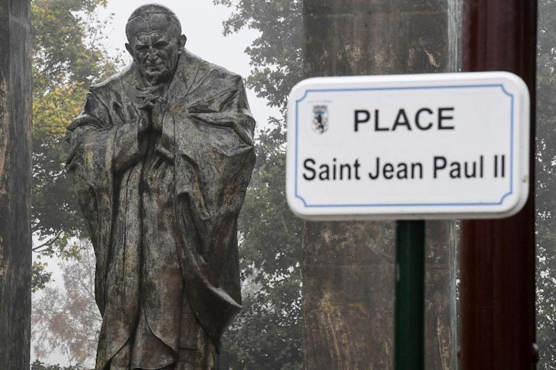 French Car Park Statue Sparks Secularism Row