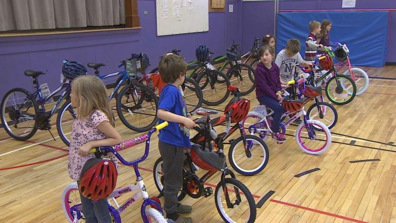 Read a book, win a bike: Elementary students like that idea