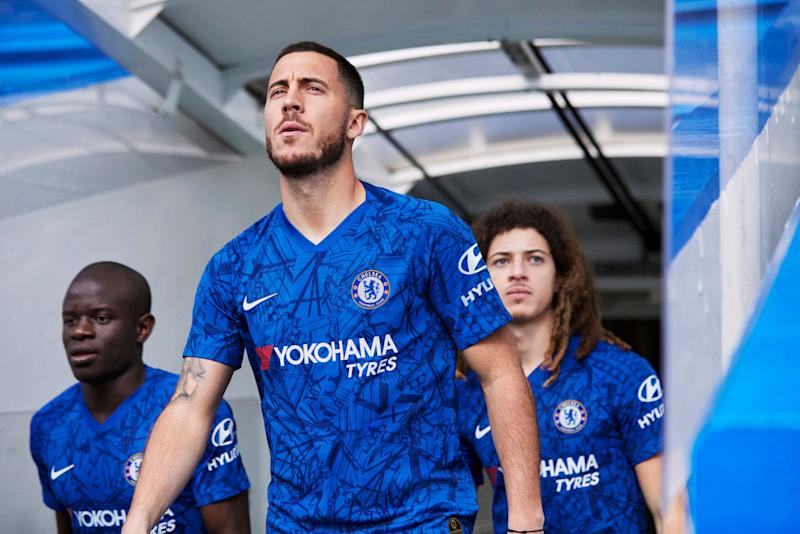 Chelsea reveal new Stamford Bridge-inspired new kit for 2019-20
