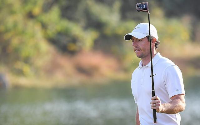 Rory McIlroy has earned over £20 million in prize money 2019 - 2019 Zhe Ji