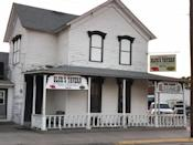 """<p>Since 1876, <a href=""""https://www.tripadvisor.com/Restaurant_Review-g45499-d4346871-Reviews-Glur_s_Tavern-Columbus_Nebraska.html"""" rel=""""nofollow noopener"""" target=""""_blank"""" data-ylk=""""slk:Glur's"""" class=""""link rapid-noclick-resp"""">Glur's</a> has been a staple of Columbus, NE, which explains why it's on the National Register of Historic Places. Rumor has it that Buffalo Bill himself passed through in 1883, and patrons still frequent the spot for its drink specials and bar food.</p>"""