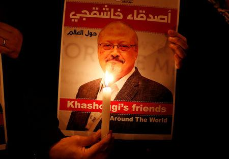 U.S. lawmakers demand accountability for killing of Saudi journalist