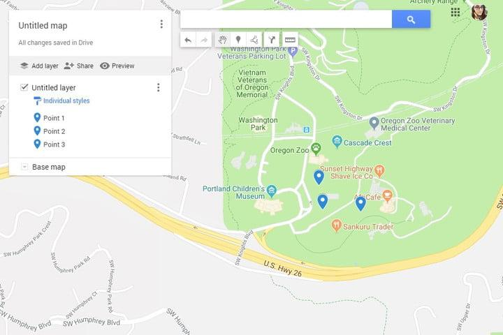 How to drop a pin in Google Maps Drop Pin Google Map on