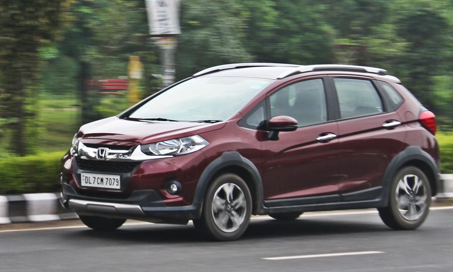 The WR-V is also a crossover but gives many SUVs some serious competition with near 190 mm ground clearance. Starts from Rs 8.2 lakh.