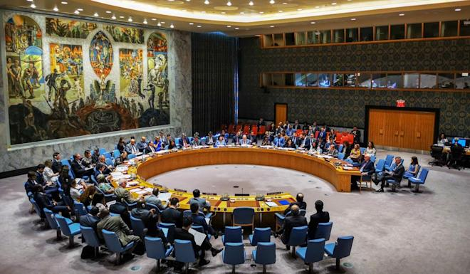 Beijing and Moscow have proposed that the UN Security Council lift sanctions on North Korea. Photo: Xinhua