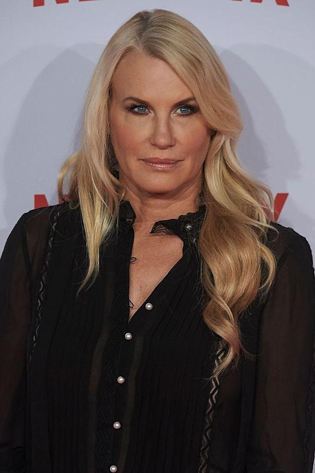 Daryl Hannah in 2015 (Photo: Carlos Alvarez/Getty Images)