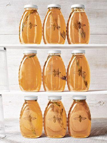 <p>Believe it or not, honey is the only nonperishable food substance, so don't get rid of the stuff if it crystallizes or becomes cloudy. Microwave on medium heat, in 30-second increments, to make honey clear again.</p>