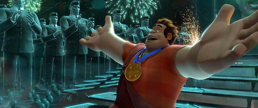"Walt Disney's ""Wreck-it Ralph"" - 2012"