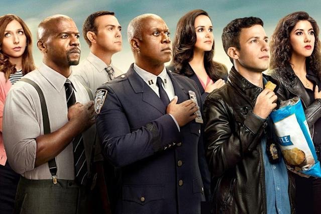 'Brooklyn Nine-Nine'. (Credit: NBC)