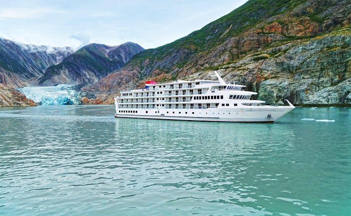 American Cruise Lines' American Constellation ship.