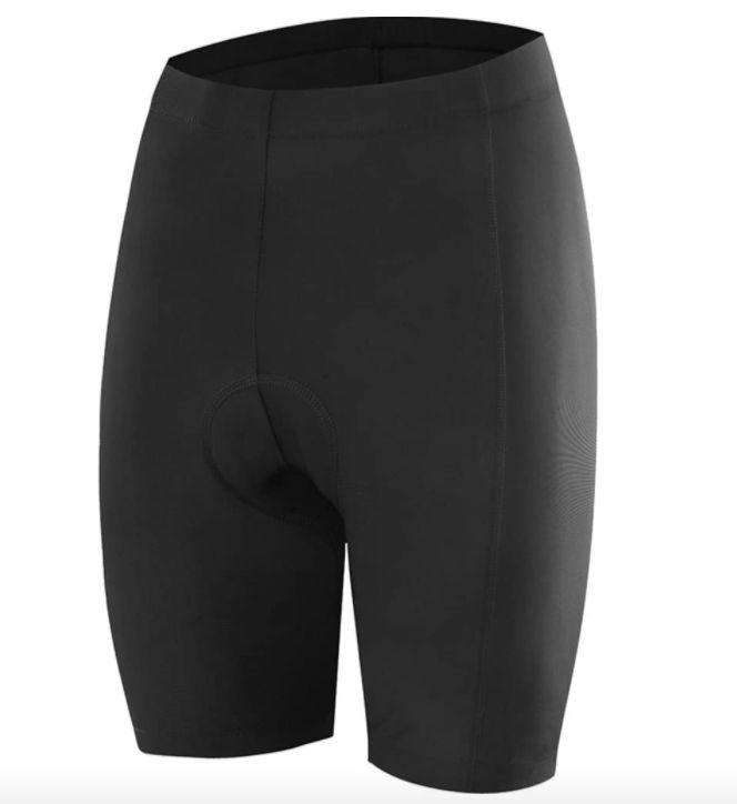 "<a href=""https://amzn.to/2PGDeNT"" rel=""nofollow noopener"" target=""_blank"" data-ylk=""slk:These padded bike shorts"" class=""link rapid-noclick-resp"">These padded bike shorts</a> are actually designed for biking, and are made with 80% Polyamide and 20% Spandex. They include padding and are <a href=""https://amzn.to/2PGDeNT"" rel=""nofollow noopener"" target=""_blank"" data-ylk=""slk:available in more than 20 colors"" class=""link rapid-noclick-resp"">available in more than 20 colors</a>.<br><strong>Sizes</strong>: S to 3X<br><strong>Rating</strong>: 4.5-star rating<br><strong>Reviews</strong>: more than 1,000 <br><br><a href=""https://amzn.to/2PGDeNT"" rel=""nofollow noopener"" target=""_blank"" data-ylk=""slk:Find them for $25 on Amazon"" class=""link rapid-noclick-resp"">Find them for $25 on Amazon</a>."