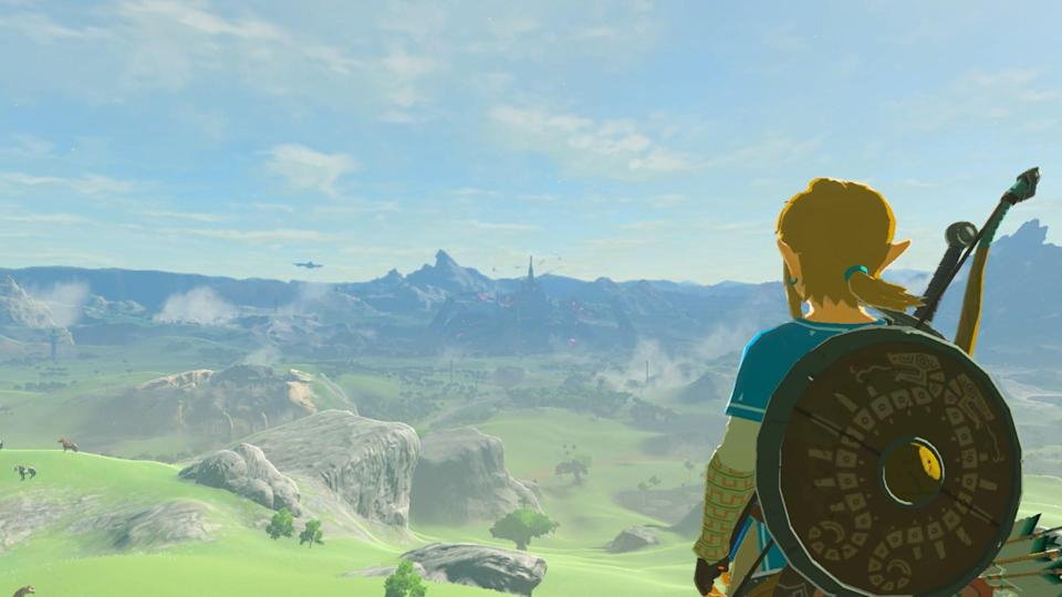 With 'The Legend of Zelda: Breath of the Wild' Nintendo not only reinvented a franchise, but produced one of its best games ever.