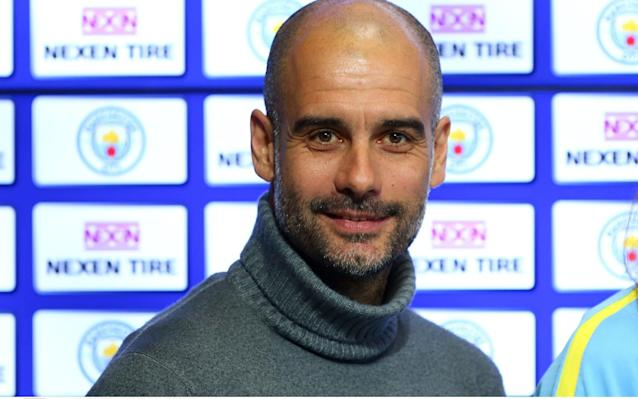 <span>Pep Guardiola has worked with many of the world's best</span>
