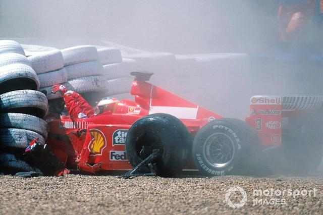 """Silverstone 1999 <span class=""""copyright"""">Sutton Images</span>"""