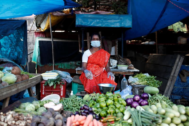 India inflation likely edged up in July on higher food prices: Reuters poll