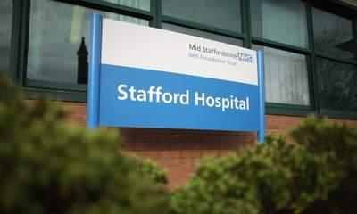 Stafford Patient Abuse: Worker Struck Off