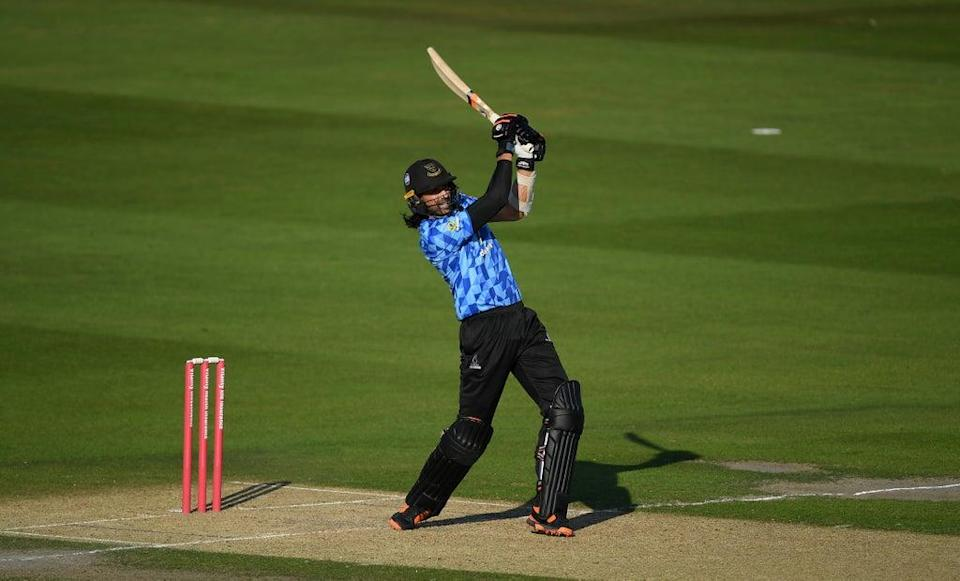 David Wiese in action for Sussex (Getty)