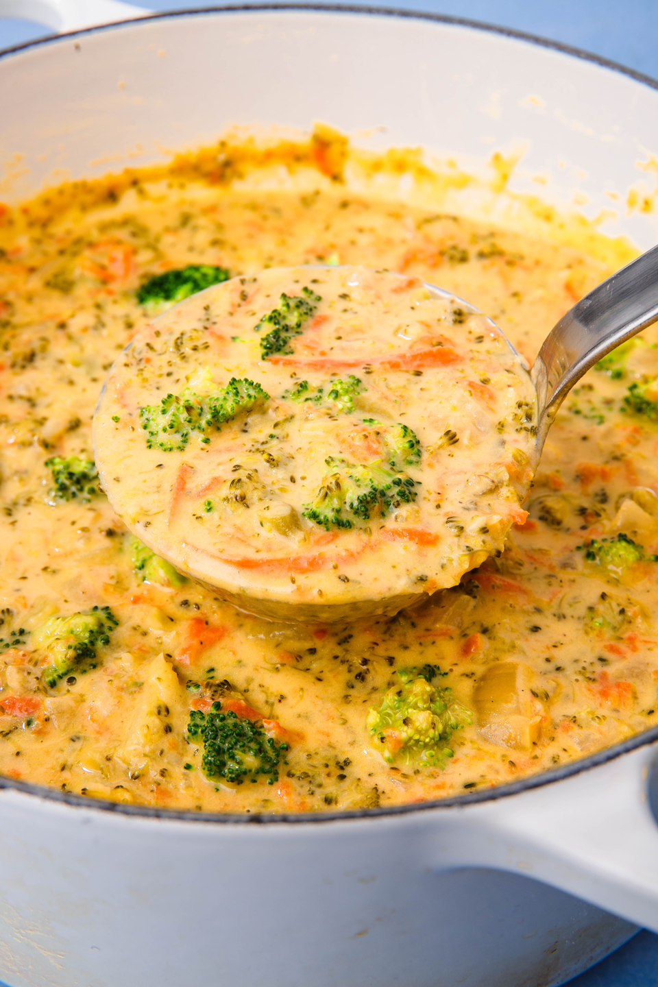 "<p>See ya later, soup cans.</p><p>Get the recipe from <a href=""https://delish.com/cooking/recipe-ideas/recipes/a50009/broccoli-cheddar-soup-recipe/"" rel=""nofollow noopener"" target=""_blank"" data-ylk=""slk:Delish"" class=""link rapid-noclick-resp"">Delish</a>.</p>"