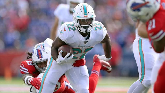 Why Mark Walton has probably passed Kenyan Drake for good on Miami Dolphins' depth chart