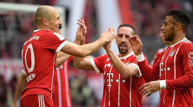 "<p>Barring a collapse of historic proportions, Bayern Munich will advance to the Champions League quarterfinals after the second leg of its round of 16 tie against Besiktas on Wednesday. </p><p>Bayern cruised to a 5–0 win at home in the first leg on Feb. 20 behind braces from Robert Lewandowski and Thomas Muller. Kingsley Coman scored the other goal. The Turkish club was forced to play with 10 men for most of the match after Domagoj Vida was shown a red card in the 16th minute for a foul on Lewandowski. </p><p>Besiktas is unbeaten since then, though, with three wins in league play and a 2–2 draw with Fenerbahce in the first leg of the Turkish Cup semifinal. </p><p>Bayern has won its last two games—against Freiburg and Hamburg—by a combined score of 10–0.</p><h3>How to watch</h3><p><strong>Time</strong>: 1 p.m. ET</p><p><strong>TV</strong>: FS2</p><p><strong>Live stream</strong>: You can watch the match live via FuboTV. <a href=""https://www.fubo.tv/lp/planet-futbol/"" rel=""nofollow noopener"" target=""_blank"" data-ylk=""slk:Sign up here for a free seven-day trial"" class=""link rapid-noclick-resp"">Sign up here for a free seven-day trial</a>.</p>"