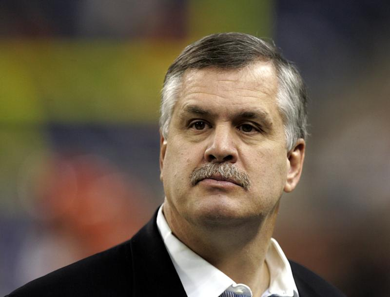 Former Detroit Lions president Matt Millen battling amyloidosis, may need heart transplant