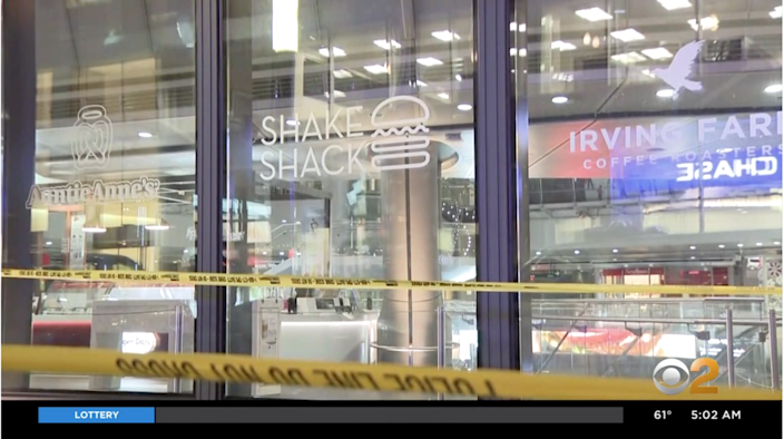 Investigators have said there was no foul play by Shake Shack employees after a police union said several NYPD officers were poisoned with what was believed to be bleach.