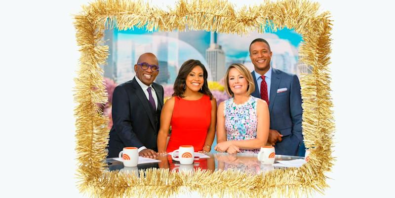 'Today' Hosts Al Roker, Sheinelle Jones, Dylan Dreyer and Craig Melvin Share Their Favorite Holiday Traditions
