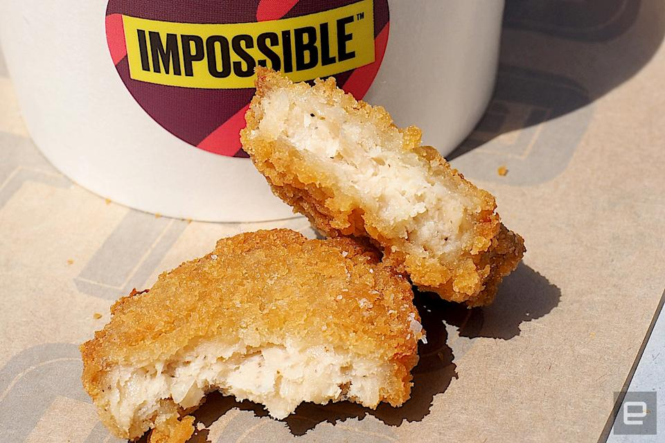 Impossible Nuggets