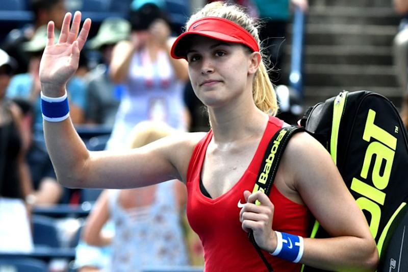Just Relief and Joy, Says Eugenie Bouchard After Locker Room Case is Settled