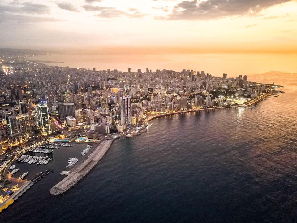 Beirut – and the rest of Lebanon – is suffering through a financial crisis  (iStock/Getty Images)