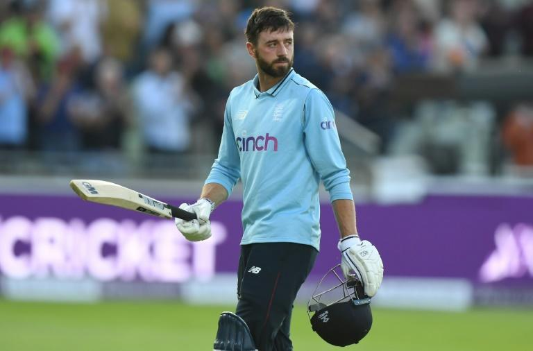 England's James Vince made his ODI debut in 2015