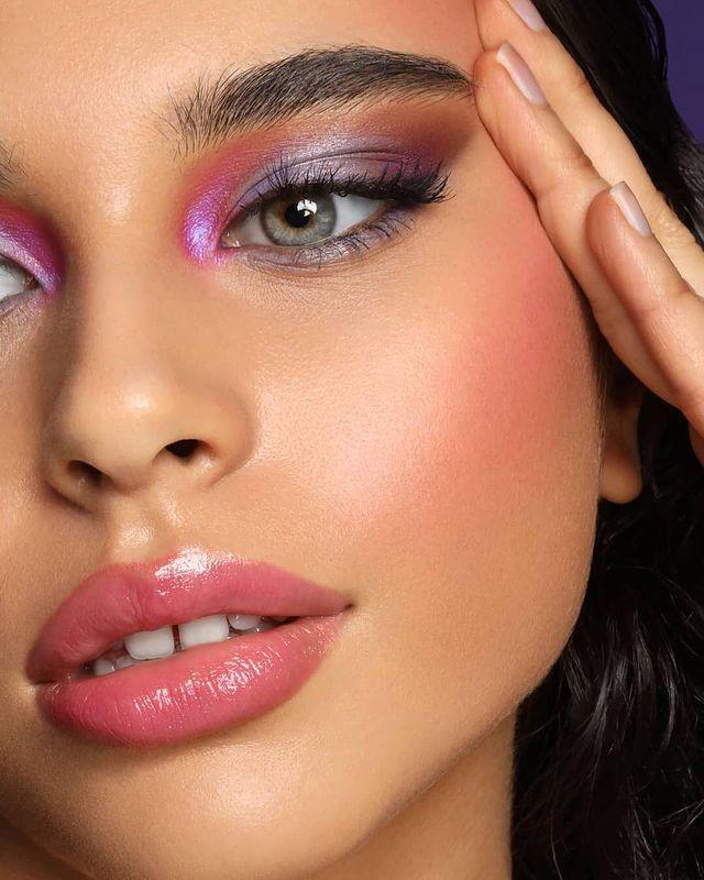 """<p>Playing with the brighter side of the colour spectrum will be huge over summer. We're talking pinks, yellows, oranges – all the feel-good hues! Play with texture too - mattes, shimmers and glosses are all fair game.</p><p><strong>TRY:</strong></p><p><a class=""""link rapid-noclick-resp"""" href=""""https://go.redirectingat.com?id=127X1599956&url=https%3A%2F%2Fwww.cultbeauty.co.uk%2Fnars-summer-solstice-eyeshadow-palette.html&sref=https%3A%2F%2Fwww.cosmopolitan.com%2Fuk%2Fbeauty-hair%2Fbeauty-trends%2Fg14009805%2Fbig-makeup-trends%2F"""" rel=""""nofollow noopener"""" target=""""_blank"""" data-ylk=""""slk:buy now"""">buy now</a> NARS Summer Solstice Eyeshadow Palette, £45</p><p><a class=""""link rapid-noclick-resp"""" href=""""https://go.redirectingat.com?id=127X1599956&url=https%3A%2F%2Fwww.feelunique.com%2Fp%2FLime-Crime-Venus-Palette-3-16g&sref=https%3A%2F%2Fwww.cosmopolitan.com%2Fuk%2Fbeauty-hair%2Fbeauty-trends%2Fg14009805%2Fbig-makeup-trends%2F"""" rel=""""nofollow noopener"""" target=""""_blank"""" data-ylk=""""slk:buy now"""">buy now</a> Lime Crime Venus 3, £35</p><p><a href=""""https://www.instagram.com/p/CGP3_Kql-2L/"""" rel=""""nofollow noopener"""" target=""""_blank"""" data-ylk=""""slk:See the original post on Instagram"""" class=""""link rapid-noclick-resp"""">See the original post on Instagram</a></p>"""