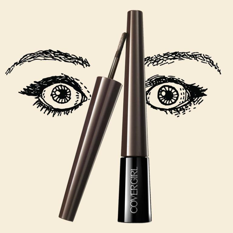 """<p><strong>Easy Breezy Brow Fill + Shape + Define Brow Powder, $11, <a rel=""""nofollow"""" href=""""https://www.covergirl.com/beauty-products/eye-makeup/eyebrow-makeup/easy-breezy-brow-shape-fill-define-powder""""><span>covergirl.com</span></a></strong><strong>.</strong></p><p><strong>Nora Menken, administrative assistant, @nmenken</strong> </p><p><strong>What's It Good For:</strong> If you have patchy eyebrows like me, this powder can densely fill them in and stay on. Even when I use brow gel over the powder, it doesn't smudge like the liner I usually use does.</p><p><strong>What's It Meh For:</strong> This is not the product to use if you're looking for fine lines and precision. It goes on thickly, and a little goes a long way, so if you accidentally use too much you've got to go through another process of wiping away excess powder.</p><p><strong>How to Use It:</strong> I apply color to the outer edges of my brows, and then <em>very</em> lightly fill in the bottom brow line from the inner corners. Then I use a disposable brow brush to comb my brows up, creating hair-like swipes of powder. Next, I use brow gel to shape and set. And finally, I use a cotton swab and some makeup remover to wipe away stray powder and define my brow edges.</p>"""