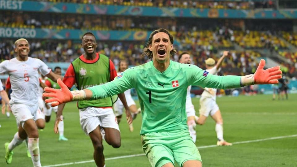 Yann Sommer, Suiza | Justin Setterfield/Getty Images