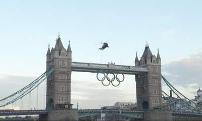Olympics: Cameron Launches Investment Drive