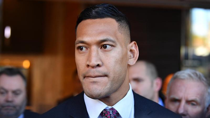 Israel Folau wants his contracts reinstated and is asking for $10 million in damages