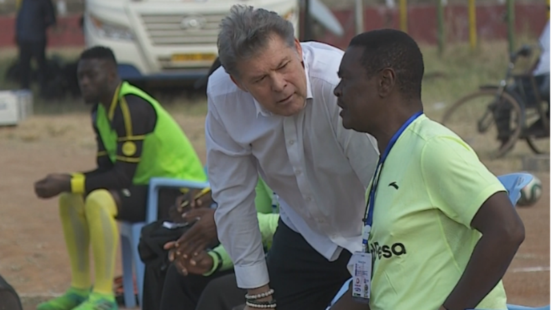 Eymael: I can never be a racist, several Yanga SC players have supported me