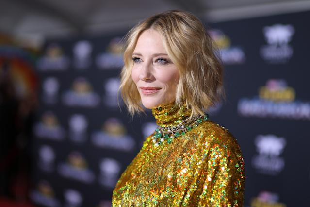 Cate Blanchett (Photo: Getty Images)