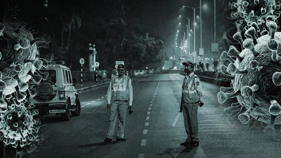 Starting today, night curfew in Noida from 10 pm-5 am