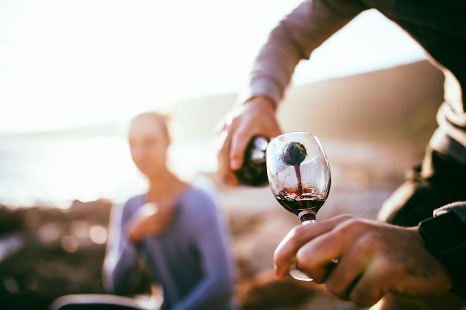 Red wine lovers are reportedly more likely to be extroverts [Photo: Getty]