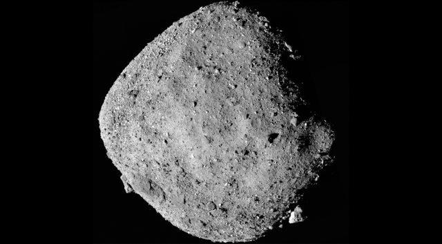 The Bennu asteroid is a near-Earth object currently being studied by NASA