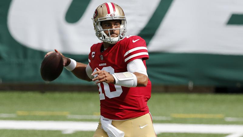 Garoppolo out for Week 3, Mullens to start for 49ers v Giants