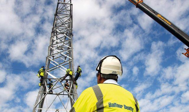 Balfour Beatty reconstructs board as chairman prepares to leave