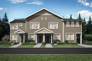LGI Homes at Harts Crossing offers townhomes with included upgrades near downtown Portland. Pricing starts in the $390s.