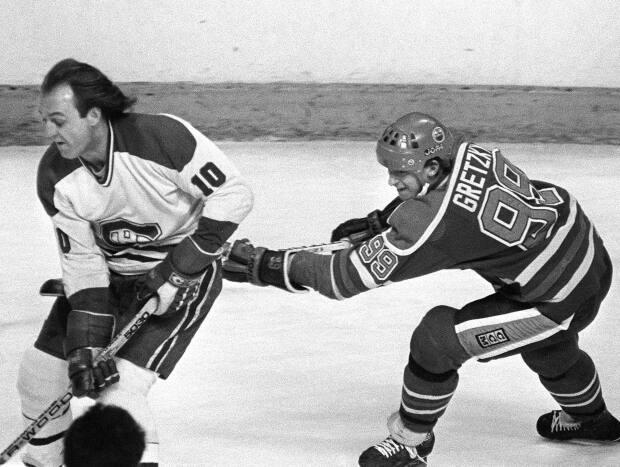 Guy Lafleur, of Thurso, Que., was the star of the Canadiens' power-house teams of the the 1970s.